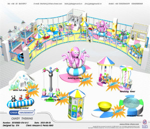 Motion Softplay Sample Design-11 Indoor Playground System | Cheer Amusement CH-MSS20150112-10