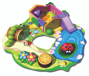 Garden Indoor Playground System | Cheer Amusement CH-SFP150004