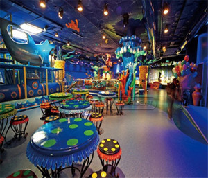 Undersea World Indoor Playground System | Cheer Amusement CH-TD20150112-3