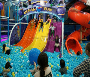 Undersea World Indoor Playground System | Cheer Amusement CH-TD20150112-4