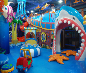 Undersea World Indoor Playground System | Cheer Amusement CH-TD20150112-5
