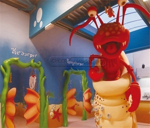 Undersea World Indoor Playground System | Cheer Amusement CH-TD20150112-8