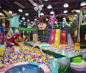 Enchanted Forest Indoor Playground System | Cheer Amusement CH-TD20150112-18