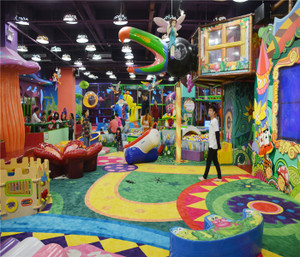 Enchanted Forest Indoor Playground System | Cheer Amusement CH-TD20150112-20