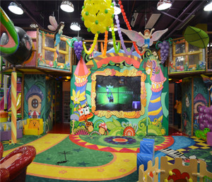 Enchanted Forest Indoor Playground System | Cheer Amusement CH-TD20150112-22