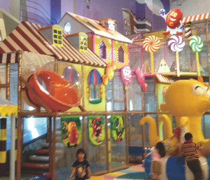 Candy Land Indoor Playground System | Cheer Amusement CH-TD20150112-28
