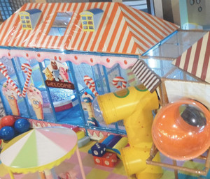 Candy Land Indoor Playground System | Cheer Amusement CH-TD20150112-29