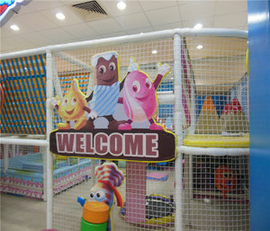 Candy Land Indoor Playground System | Cheer Amusement CH-TD20150112-31
