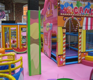 Candy Land Indoor Playground System | Cheer Amusement CH-TD20150112-33