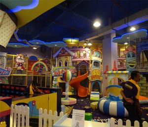 Cartoon Indoor Playground System | Cheer Amusement CH-TD20150112-44