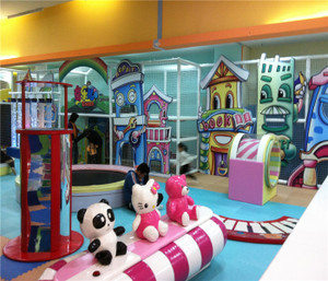 Cartoon Indoor Playground System | Cheer Amusement CH-TD20150112-45