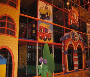 Cartoon Indoor Playground System | Cheer Amusement CH-TD20150112-46