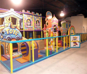 Cartoon Indoor Playground System | Cheer Amusement CH-TD20150112-47