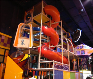 Space Adventure Indoor Playground System | Cheer Amusement CH-TD20150112-48