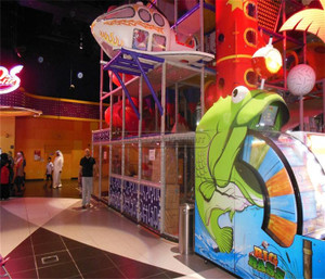 Space Adventure Indoor Playground System | Cheer Amusement CH-TD20150112-49