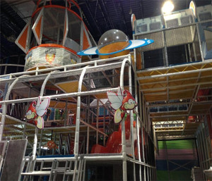 Space Adventure Indoor Playground System | Cheer Amusement CH-TD20150112-50