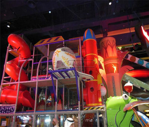 Space Adventure Indoor Playground System | Cheer Amusement CH-TD20150112-51