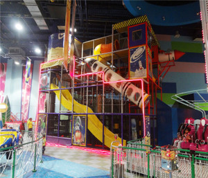 Space Adventure Indoor Playground System | Cheer Amusement CH-TD20150112-53