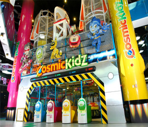 Space Adventure Indoor Playground System | Cheer Amusement CH-TD20150112-55