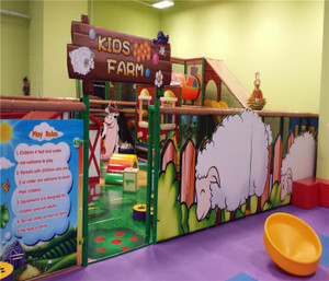 Happy Farm Indoor Playground System | Cheer Amusement CH-TD20150112-56