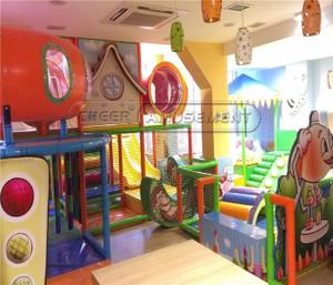 Happy Farm Indoor Playground System | Cheer Amusement CH-TD20150112-57