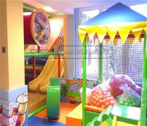 Happy Farm Indoor Playground System | Cheer Amusement CH-TD20150112-58