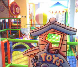 Happy Farm Indoor Playground System | Cheer Amusement CH-TD20150112-59