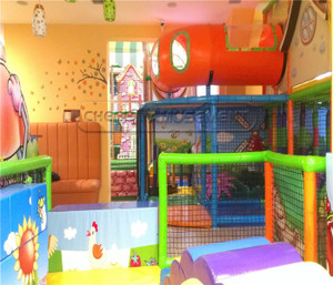 Happy Farm Indoor Playground System | Cheer Amusement CH-TD20150112-60