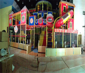 Circus Indoor Playground System | Cheer Amusement CH-TD20150112-61
