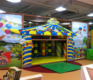 Circus Indoor Playground System | Cheer Amusement CH-TD20150112-62