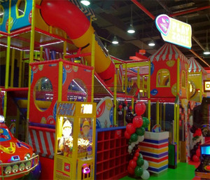 Circus Indoor Playground System | Cheer Amusement CH-TD20150112-63