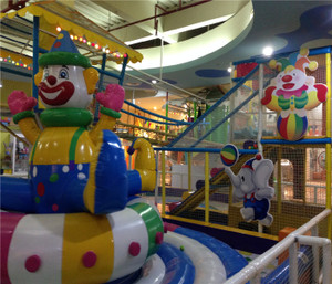 Circus Indoor Playground System | Cheer Amusement CH-TD20150112-64