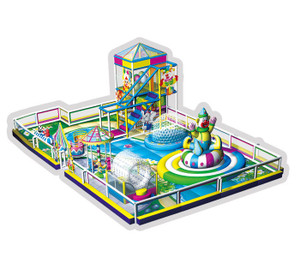 Circus Play Indoor Playground System | Cheer Amusement CH-RS130016
