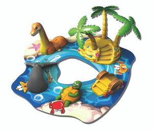 Soft Sculpted Foam Play-1 Indoor Playground System | Cheer Amusement CH-SFP150001