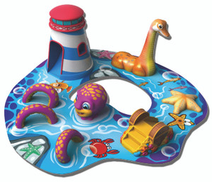 Soft Sculpted Foam Play-5 Indoor Playground System | Cheer Amusement CH-SFP150005