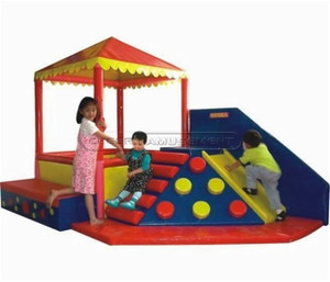 Mini Play Center Indoor Playground System | Cheer Amusement CH-SQC110010