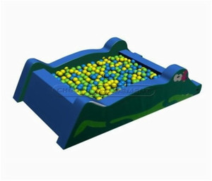 Crocodile Ball Pit Indoor Playground System | Cheer Amusement CH-SQC110011