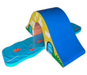 Bridge Slide Indoor Playground System | Cheer Amusement CH-SB110313