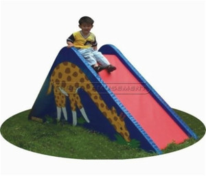 Giraffe Slide Indoor Playground System | Cheer Amusement CH-SS110006