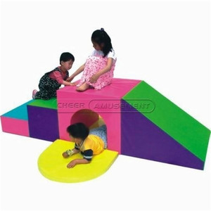 Toddler Tunnel Indoor Playground System | Cheer Amusement CH-SB110317