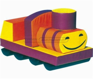 Bread Train Indoor Playground System | Cheer Amusement CH-SB110321