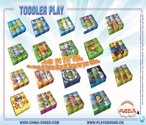 Toy Bricks Indoor Playground System | Cheer Amusement CH-SB150301