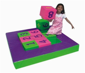 Number Block Indoor Playground System | Cheer Amusement CH-SB110410