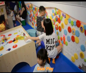 Gear Play indoor Play Supply  Cheer Amusement