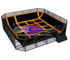 Trampoline Park  Equipment   Model# Big trampoline park 2 CH-ST150008
