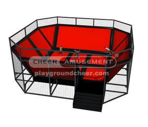 Trampoline Park Equipment Model# Big trampoline park 7  CH-ST150012