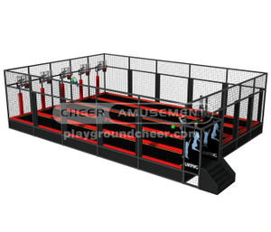 Trampoline Park Equipment Model# Big trampoline park11 CH-ST150021