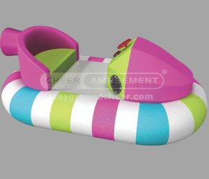 Space Boat Soft PlayEquipment Mostion Soft Play CH-ES150138