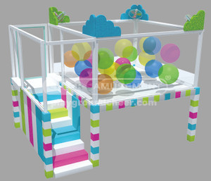 Motion Soft Play  Balloon Zone  Soft Play Equipment