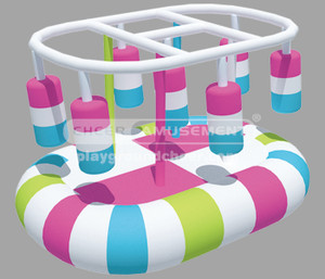 Indoor Playground  Equipment  Motion Soft Play  Sandbags Ship CH-ES150126